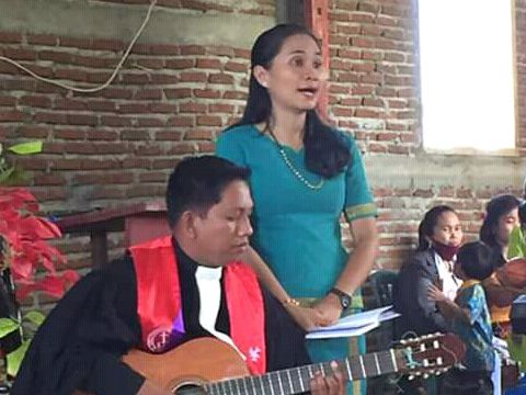 Penguraian Pendeta