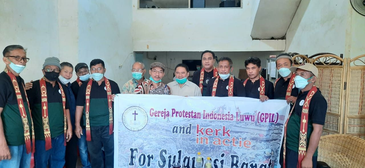 GEREJA PROTESTAN INDONESIA LUWU (GPIL) AND KERK IN ACTIE FOR SULAWESI BARAT