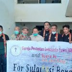 GEREJA PROTESTAN INDONESIA LUWU (GPIL) AND KERK IN ACTIE FOR SULAWESI BARAT