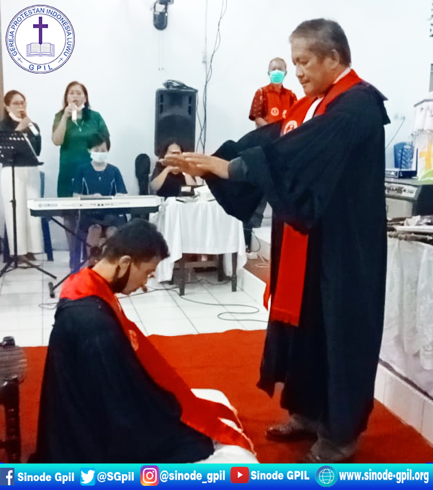 PENEGUHAN Pdt. PALALLO PATANDUNG, S.Th DI GPIL JEMAAT WARA TIROWALI
